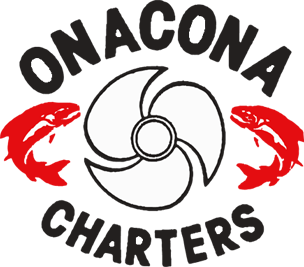 Onacona Salmon & Trout Fishing Charters on Lake Ontario - Rochester, NY